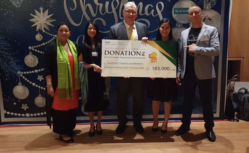AustCham Childline Thailand Foundation