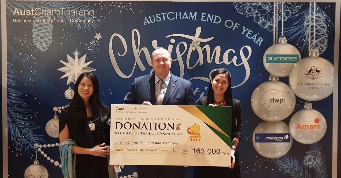 AustCham Donation
