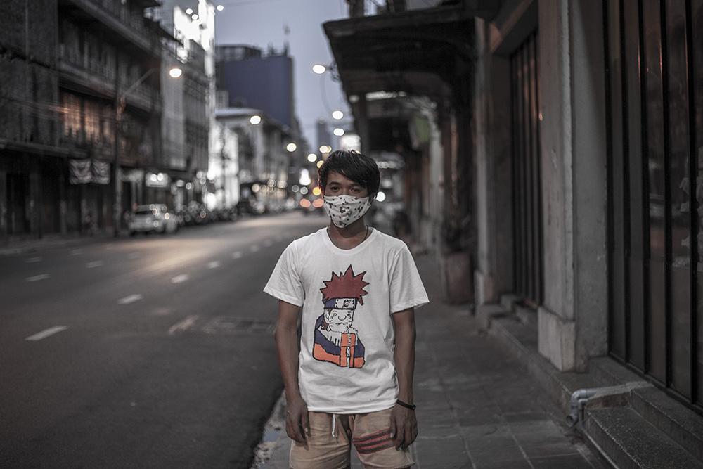 Covid 19 Bangkok April