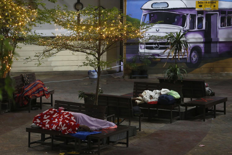 Homeless Bangkok