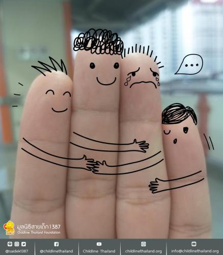 นิ้ว 4 นิ้ว